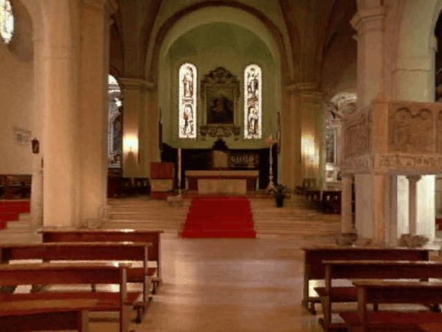 Duomo di Fano: interno